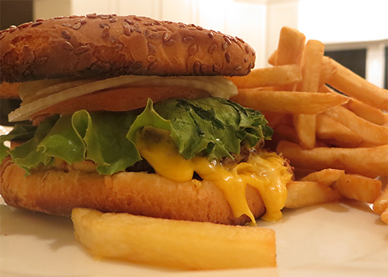 anguilla burger