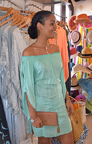 chic cover ups at bijoux boutique