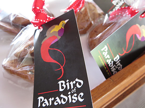 bird of paradise cookies