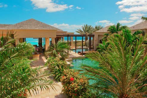 Anguilla villas bird of paradise