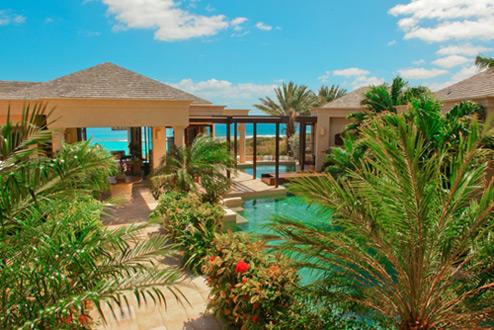 Anguilla villa, Bird of Paradise