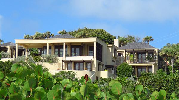 bird of paradise villa exterior
