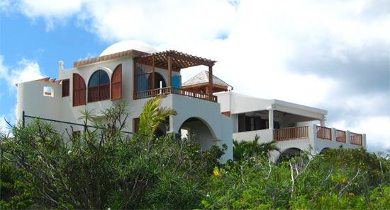 anguilla villa black pearl beach