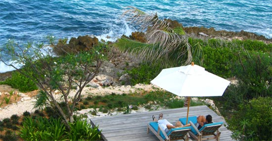 anguilla villa black pearl sunning
