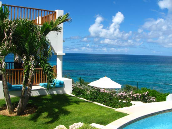 anguilla villa black pearl outdoor