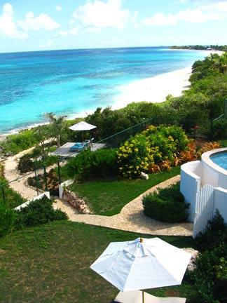 anguilla villa black pearl shoal