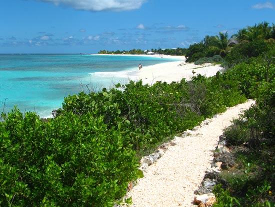 anguilla villa black pearl path
