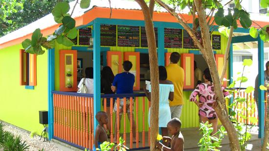 blanchards beach shack