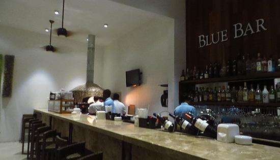 blue bar bar