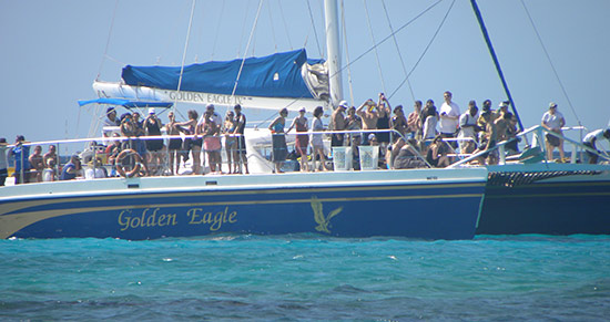 anguilla catamaran blue sea event