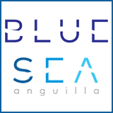 blue sea anguilla