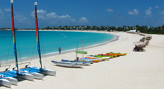 Cap Juluca, Maunday's Bay