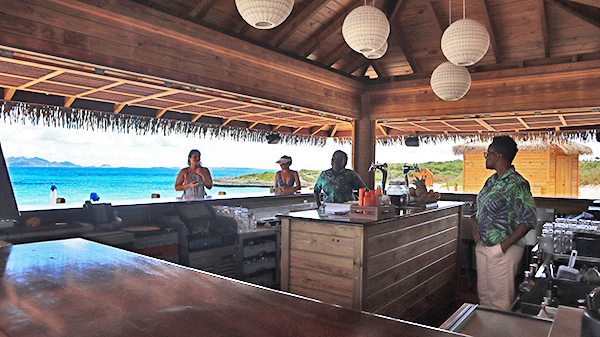 Cap Shack Beach Bar at Belmond Cap Juluca