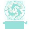anguilla card emblem