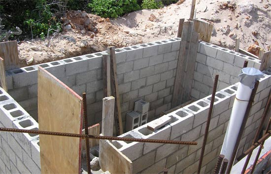 Caribbean Construction Of The Septic System