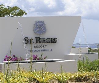 St. Regis Caribbean Golf Course Anguilla
