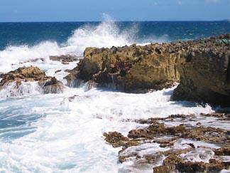 Long Pond Bay on Anguilla