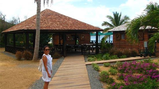 caribbean restaurant da'vida anguilla