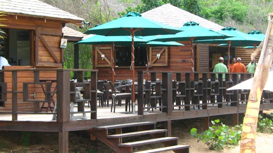 caribbean restaurant anguilla restaurant da'vida
