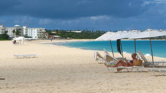 anguilla hotels carimar greeting