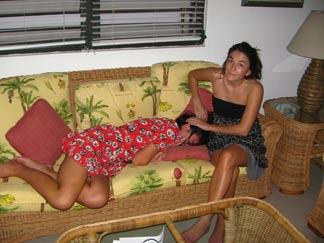 with yuki at carimar in anguilla