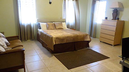 casa hughes apartment bedroom