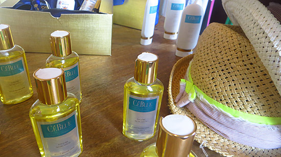 CéBlue products