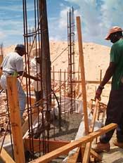 anguilla caribbean building