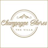 champagne shores anguilla villa logo