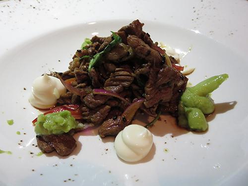 malliouhana chino latino beef