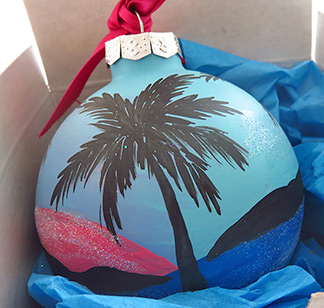 anguilla bwi christmas ornaments