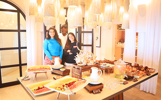 Cip's Breakfast Buffet at Belmond Cap Juluca