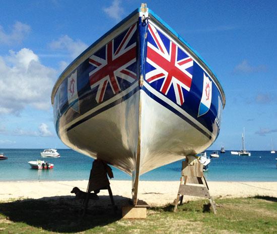 class a anguilla racing boat miss anguilla