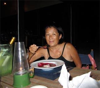 anguilla restaurants cote mer ceviche