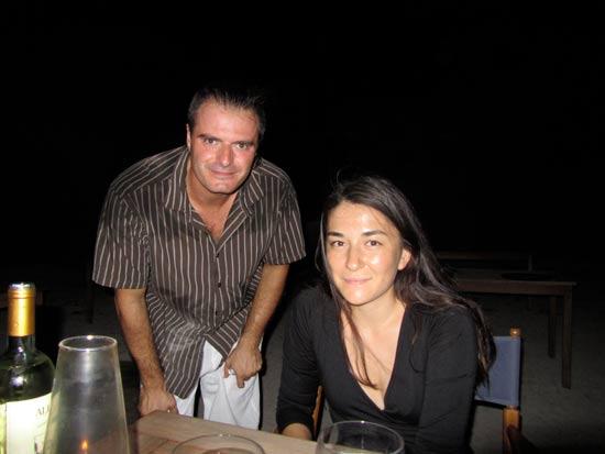 anguilla restaurants island harbour cote mer