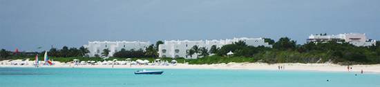 CuisinArt Golf Resort and Spa, Rendezvous Bay