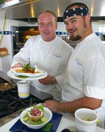 Anguilla cuisinart