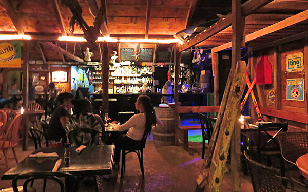 pumphouse dining room in anguilla