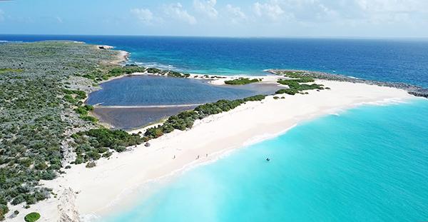 Great Bay Dog island, Anguilla Charters- Rum & Reel