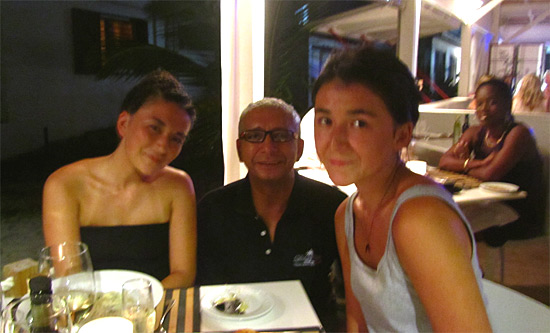 anguilla restaurant dolce vita