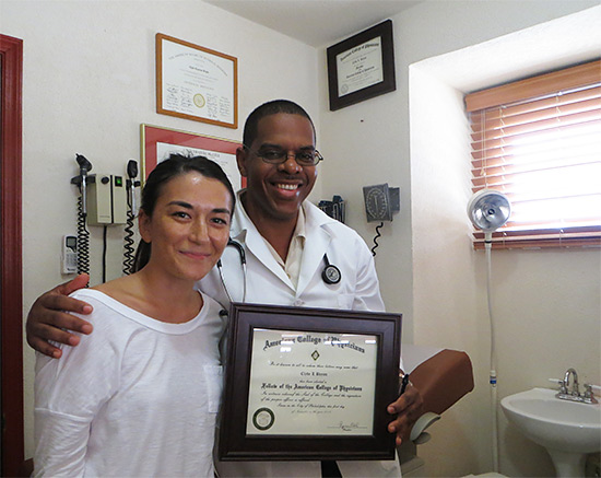 anguilla dr. clyde bryan medical