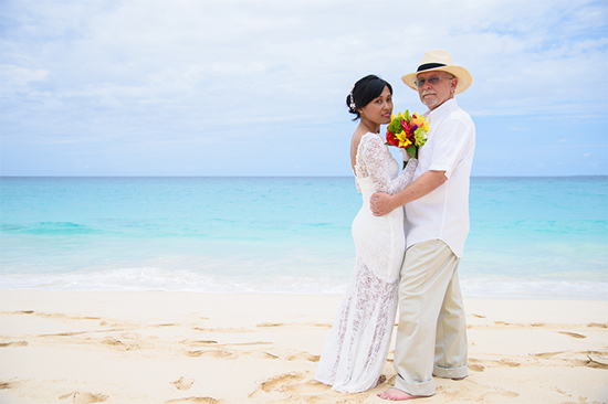 beach weddings in anguilla