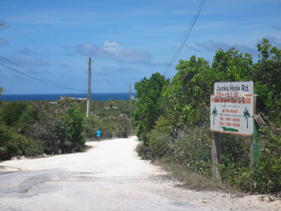 road down to savannah bay anguilla