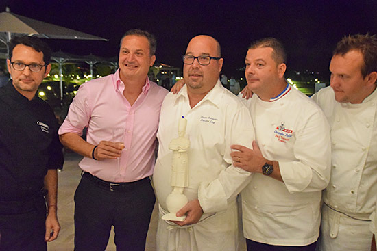 epicurea chefs at the reef anguilla