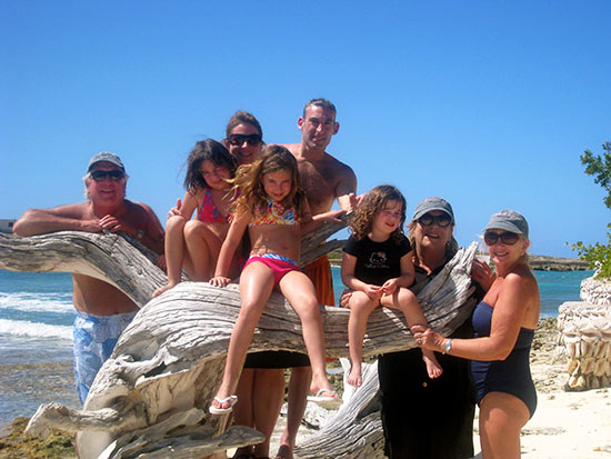 family vacations on scilly cay