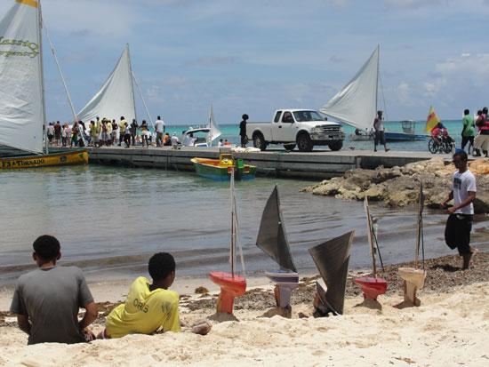 Festival del Mar, Anguilla boatracing