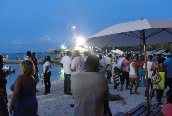Festival del Mar, Anguilla live music
