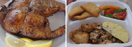 festival del mar food anguilla johnny cake