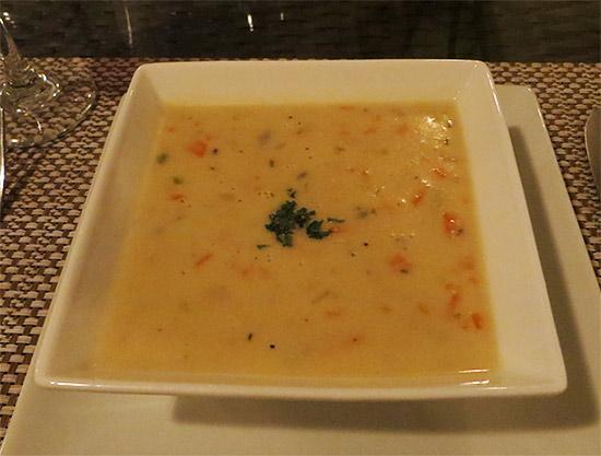 conch chowder flavours anguilla