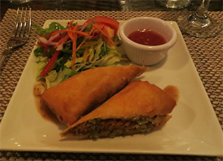 spring roll flavours anguilla